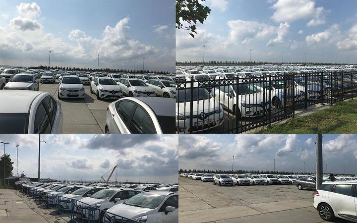Yenikapı İBB araçları sergisi! Kaç makam arabası toplandı işte görüntüler