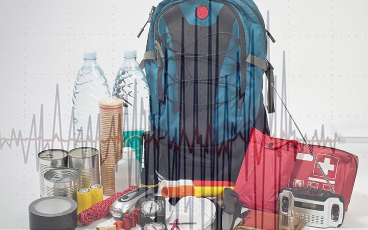 Deprem çantanızı hazır bulundurun! İşte deprem çantasında olması gerekenler