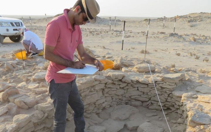 Dünyanın en eski doğal incisi' Abu Dabi'de bulundu! 8 bin yaşında