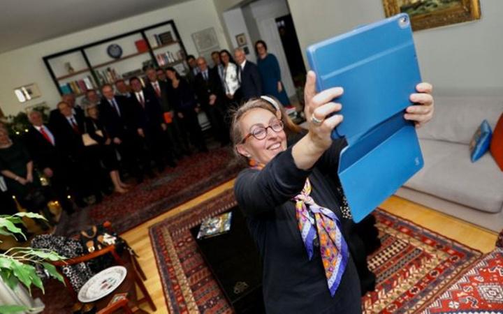 Ekrem İmamoğlu 27 AB ülkesinin büyükelçileri buluştu samimi görüntüler