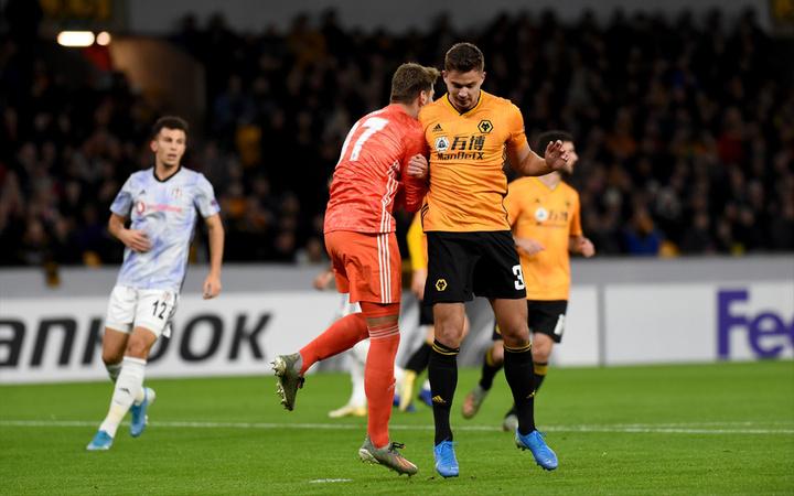 Wolverhampton Beşiktaş UEFA Avrupa Ligi maçı golleri ve geniş özeti