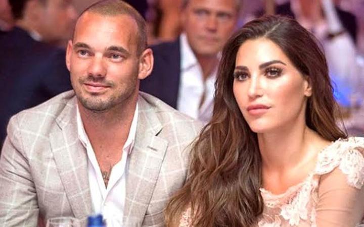 Yolanthe Cabau'dan Sneijder'e barışma şartı