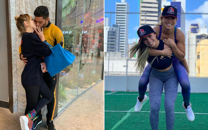 Brezilyalı futbolcu Hulk boşandığı karısının yeğeniyle ilişkisini itiraf etti