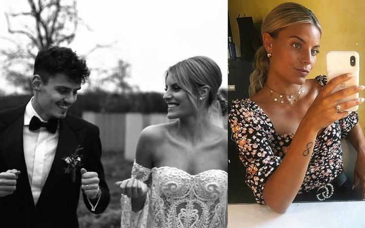 Enes Ünal Belçikalı nişanlısı Lisa Smellers ile evlendi