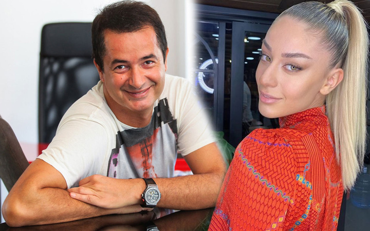 Acun Ilıcalı'nın sevgilisi Ayça Çağla Altunkaya'nın estetiksiz hali Twitter'ı salladı