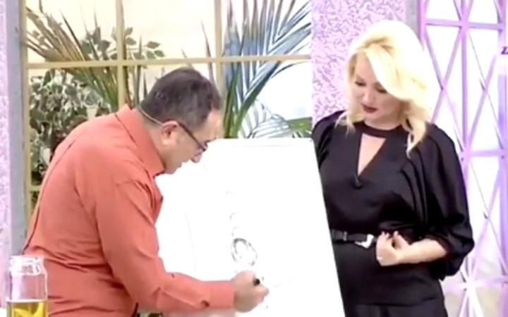 Show TV'de yayınlanan Zahide Yetiş'le programında anal seks muhabbeti rezaleti