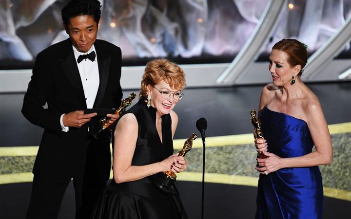 92. Oscar Ödülleri'ni kazananlar açıklandı! Brad Pitt Donald Trump'a laf çarptı