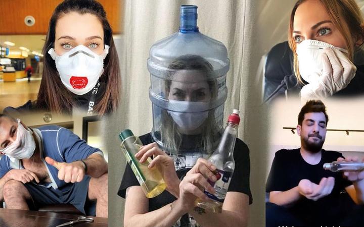 Meryem Uzerli günde 20 kez yıkıyor! Coronavirüs için ünlülerin önlemi