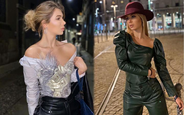 İtalyan model Bianca Dobroiu ülke tarihine geçti 55 gündür korona pozitif
