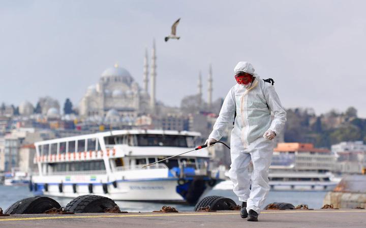 İstanbul'un koronavirüs haritası güncellendi! İşte ilçe ilçe İstanbul'un Covid-19 haritası