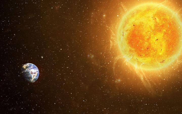 Bilim insanları Güneş'te açıklanamayan hareketler tespit ettiler