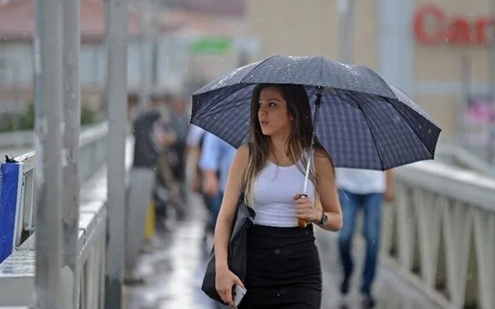 Kuvvetli yağışlara dikkat! Meteoroloji 12 kent için uyarı geçti
