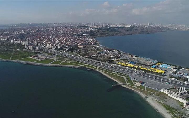 İstanbul dereminde en riskli iki ilçe! Sıvılaşma var dolgu alanları denize gidecek