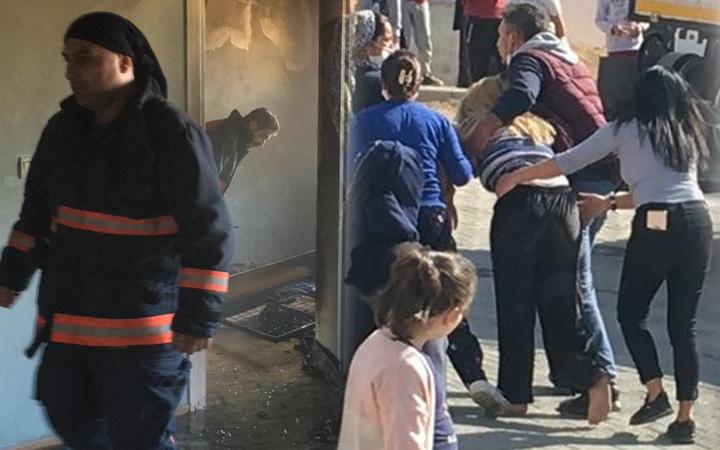 Elazığ'da 8 aylık bebek yanarak can verdi! Annesi sinir krizi geçirdi