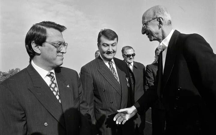 Vefat eden Mesut Yılmaz'ın arşivden çıkan fotoğrafları Türk siyasetinde iz bıraktı
