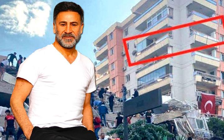 Depremde yıkılan Rıza Bey Apartmanı'nın yanında ofisi olan İzzet Yıldızhan: Çok ayıp!