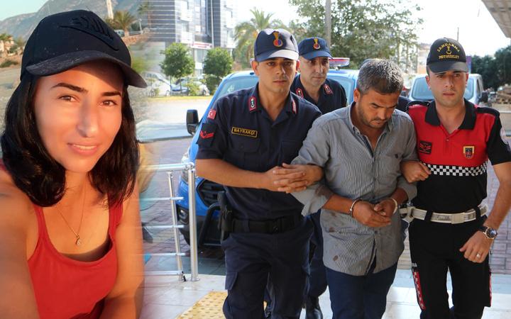 Antalya'da korkunç olayın detayları ortaya çıktı! Camı kırıp içeri girdi boş arazide yakalayıp...