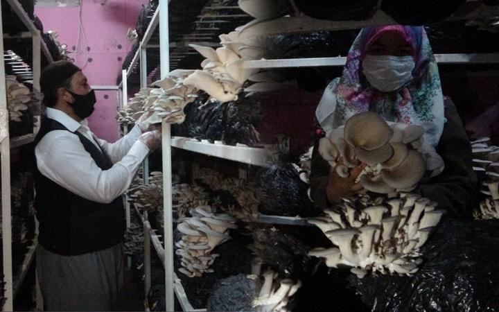 Adana'da dükkanı kapatıp başladığı işte paraya para demiyor! Evin bodrumunda üretiyor