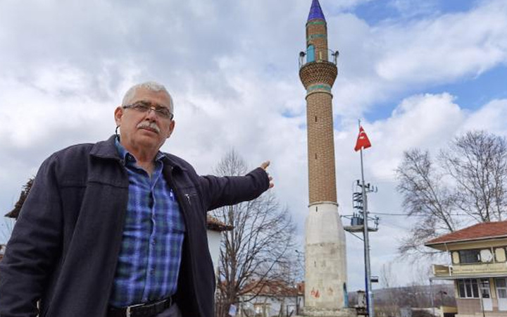 Bursa'da camisiz minareyi gören inanamadı! Muhtar her şeyi anlattı