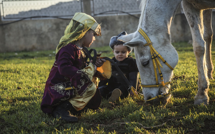 Diriliş Ertuğrul dizisini izleyen Şamlı ailenin hayatı değişti bambaşka oldular