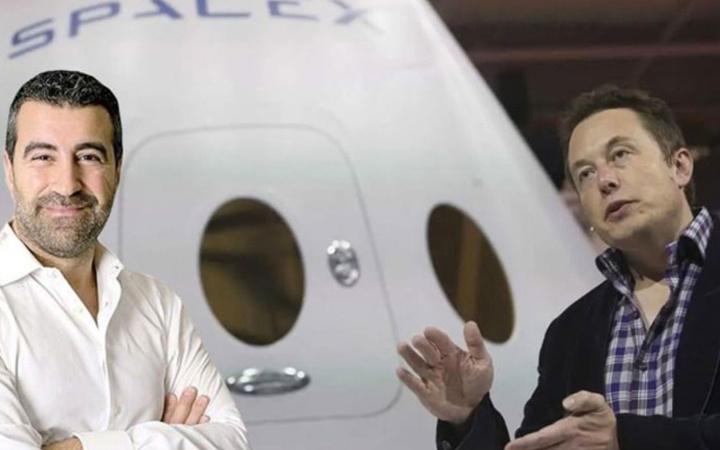 SpaceX'te çalışan Türk mühendisten olay sözler! Elon Musk bizi köle gibi kullandı