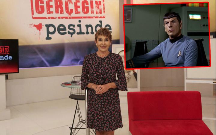 Gerçeğin Peşinde sunucusu Serap Paköz Mr. Spock'a benzetildi estetik kurbanı oldu