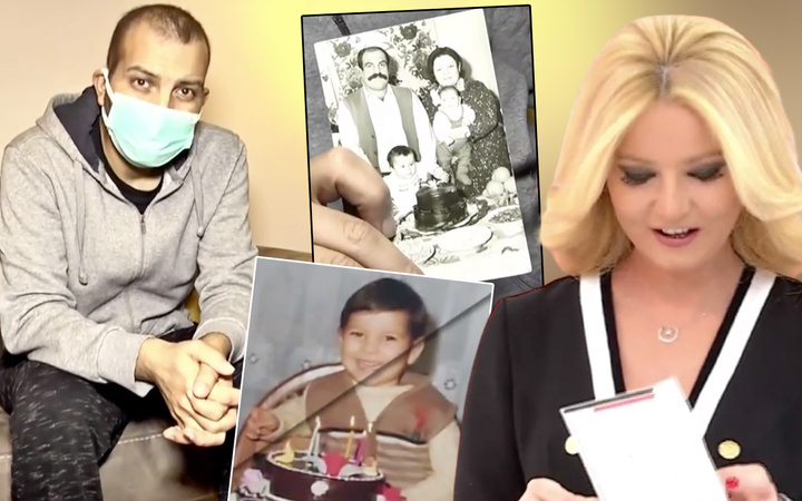 Ölmemek için öz ailesini arıyor Müge Anlı Erman'ın DNA sonuçlarını açıkladı