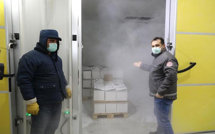 2,8 milyon doz BionTech aşısı Türkiye'de! Sağlık Bakanlığı paylaştı -80 derecede saklanıyor