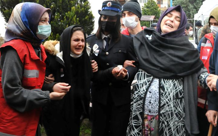 Bursa'da şehit cenazesinde gözyaşları sel oldu! Annenin feryatları yürek yaktı