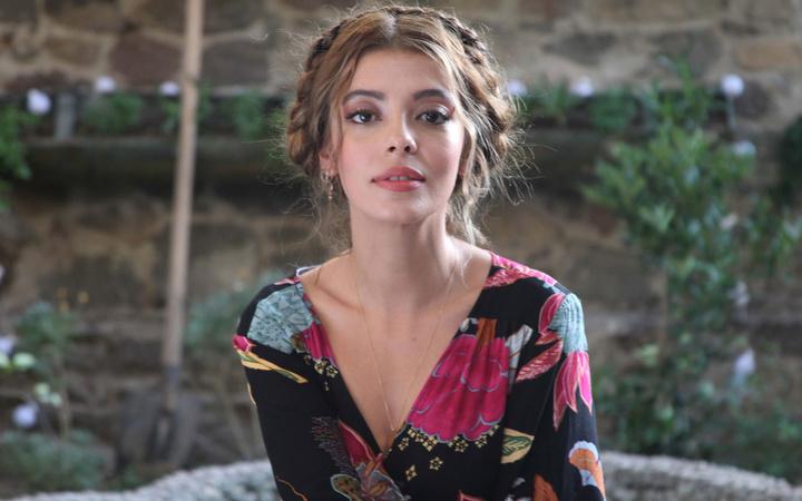 Blu TV'deki Yeşilçam'ın yıldızı Selin Şekerci bakın nasıl oyuncu olmuş istediği meslek farklı