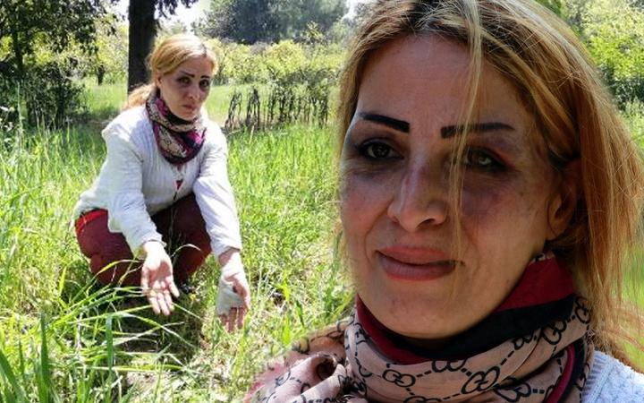 İdamdan kaçtı Adana'da kabus başladı kocası ölümle tehdit edip mezarını kazmış!