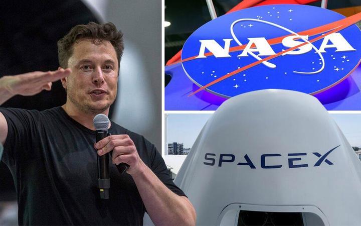 NASA Ay'a gidecek insanlı kapsülün inşası için Elon Musk'ı seçti