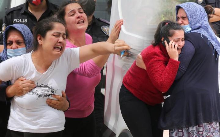 Eve girince dünyası başına yıkıldı! Antalya'da yürek yakan feryatlar: Ben ne diyeyim Allah'ım?