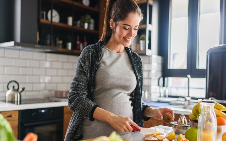 Hamilelikte kilo almamak için ne yapmalı?