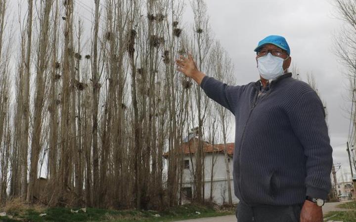 Sivas'ta hayatları kabusa döndü korku filmi gibi çamaşır bile asamıyorlar