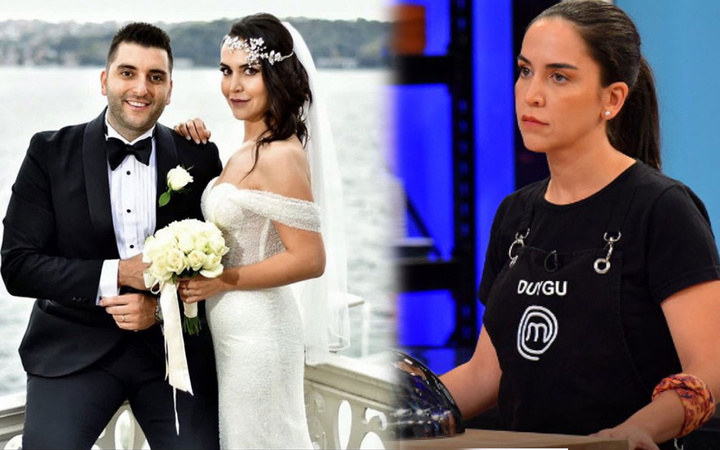 Aldatan nişanlısıyla evlenmişti MasterChef Duygu Acarsoy anne oluyor