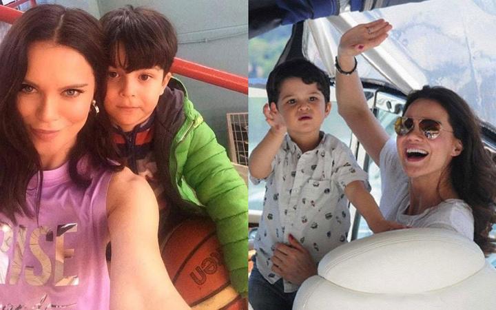 Yürek yakan sözler Ebru Şallı'nın oğlu Pars Tan geçer diye düşünüp ağrılarını söylememiş