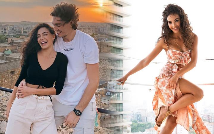 Cedi Osman aşka geldi Hercai yıldızı Ebru Şahin için dudak uçuklatan sürpriz yaptı