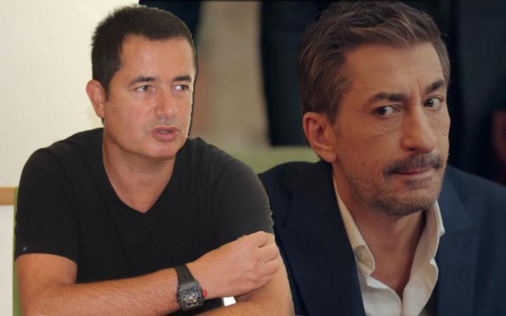 Acun Ilıcalı'ya şoke eden sözler sarf eden Erkan Petekkaya geri adım attı