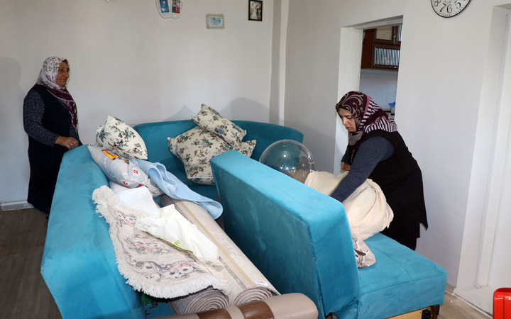 Evi akrepler bastı Yozgat Azizli köyünde Çakmak ailesi kabusu yaşadı