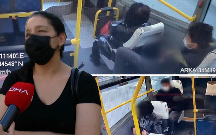 Maltepe sapığına 2 yıl ceza! Minibüste iğrenç görüntü: Kadınların arkasına oturup...
