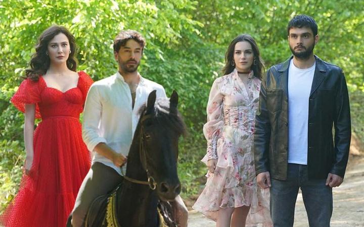 ATV Kalp Yarası Ayşe rolündeki Yağmur Tanrısevsin'in büyük heyecanı!