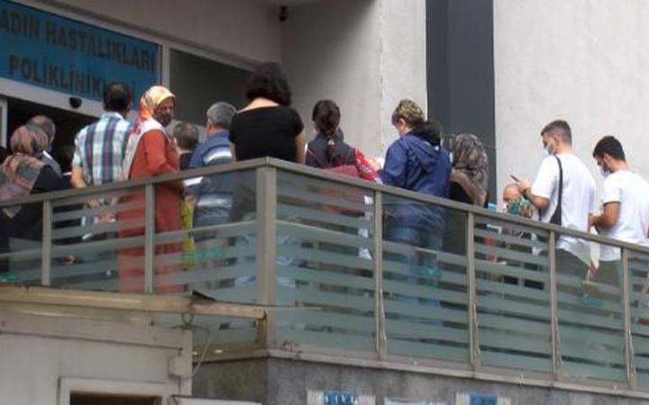 Bakan Fahrettin Koca açıkladı herkes hastanelere koştu! Uzun kuyruklar oluştu