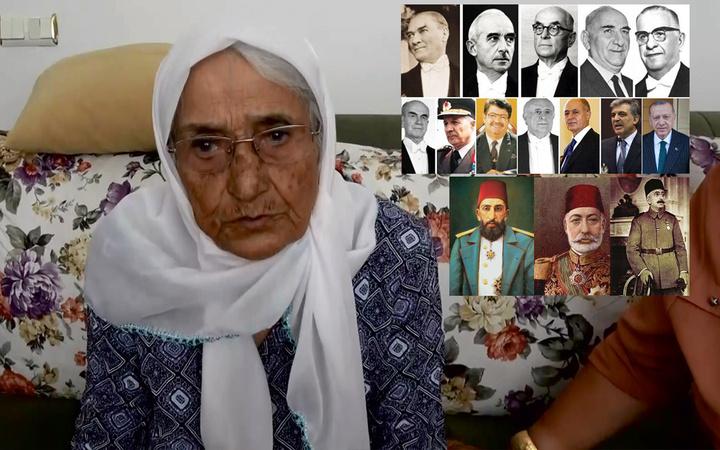 Hasta bile olmadı 3 padişah 12 cumhurbaşkanı gördü! Amasya'da uzun yaşamın sırrını açıkladı