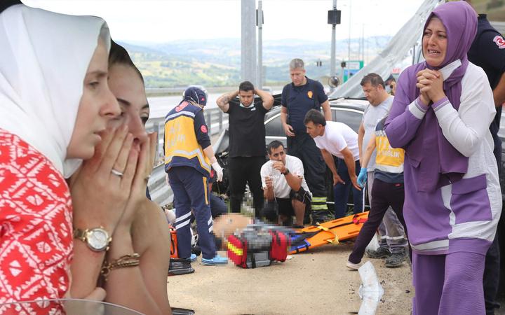 Kocaeli'de feci kazada iş adamı öldü! Gözyaşları sel oldu: Eşim buradayken...