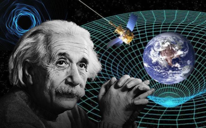 Kara deliğin arkasında ışık! Einstein'in teorisi 100 yıl sonra kanıtlandı