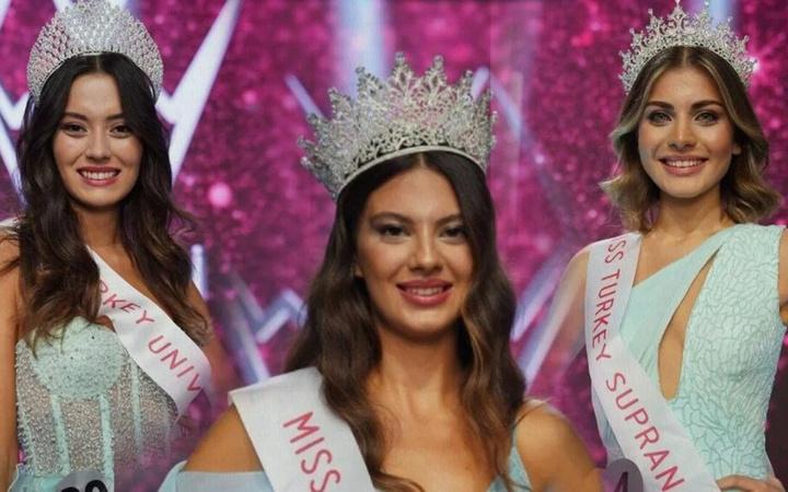 Miss Turkey 2021 birincisi Dilara Korkmaz oldu - Internet Haber