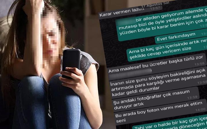Genç kadınlara iğrenç tuzak! İç çamaşırı mankeni ilanıyla porno ağına düşürdüler