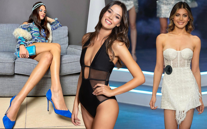 'Bayılma taklidi yapardım' deyip Miss Turkey 2021 güzelleri anlattı: Cansu Dere'ye benzetiyorlar