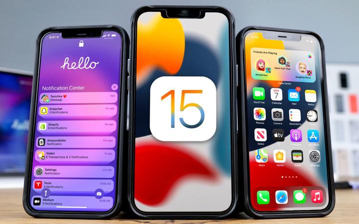 iPhone iOS 15 güncellemesi ile gelen yenilikler! Hangi cepler iOS 15 güncellemesi aldı